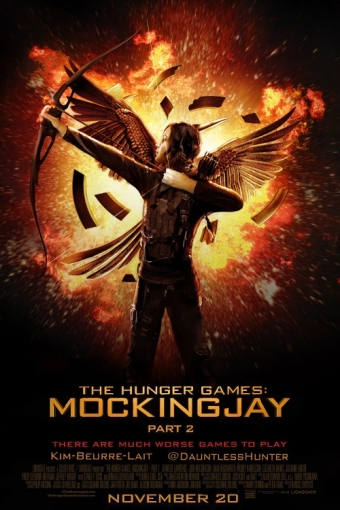 The Hunger Games Mockingjay Part 2 ( 2015 )[1]