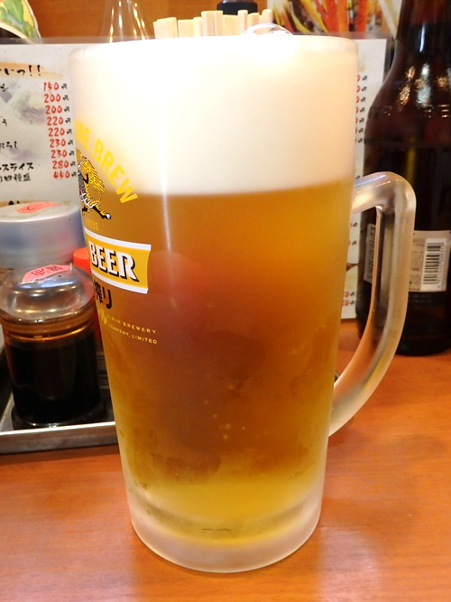02生ビール大