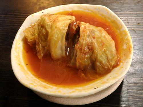 08ロールキャベツトマト煮