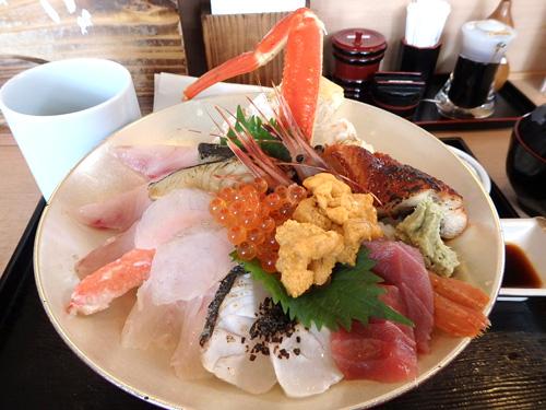 35極上海鮮丼