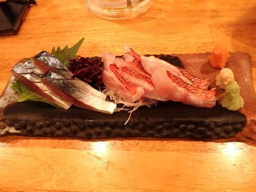 07和歌山さばきずし銚子脂のりのり金目鯛