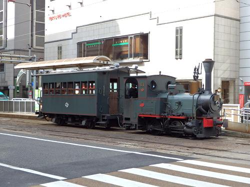 21ぼっちゃん列車