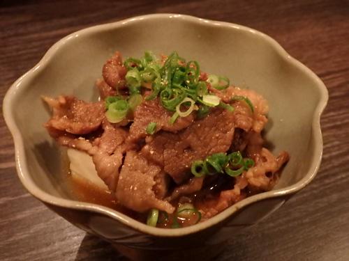 13肉豆腐