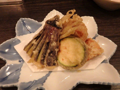 17野菜天ぷら