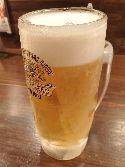 02生ビール