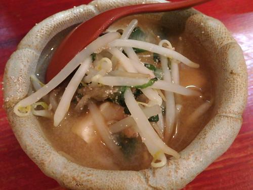 04豆腐と明太子のチャンプルー