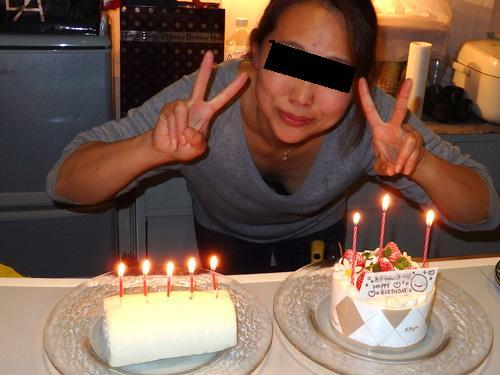 25ケーキ