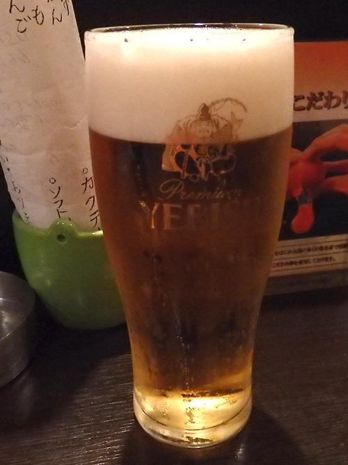 72生ビール