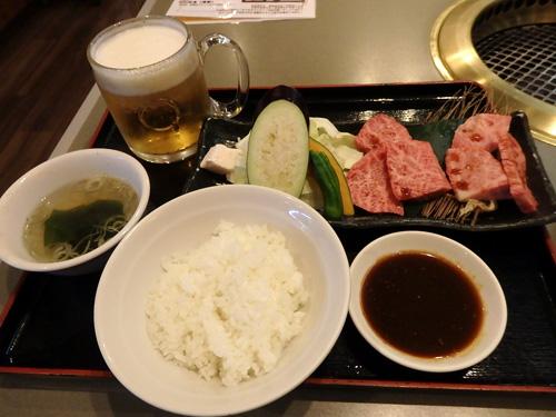 14宮崎牛焼肉ランチ