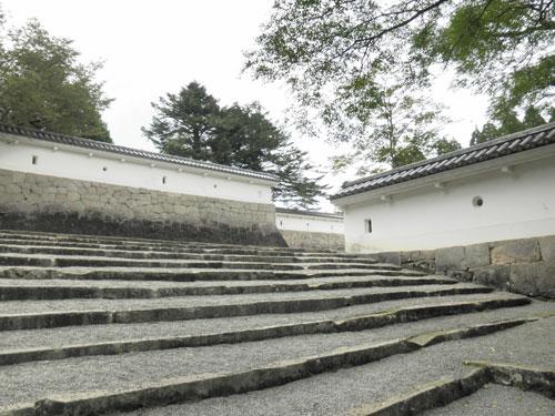 飫肥城階段
