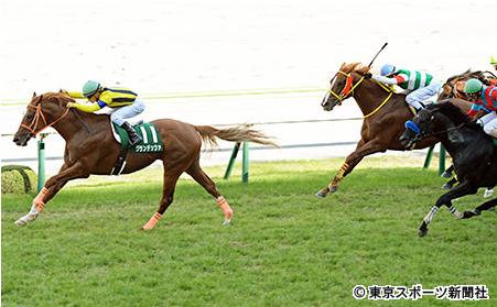 【競馬】グランデッツァ、福永乗せて2週連続暴走