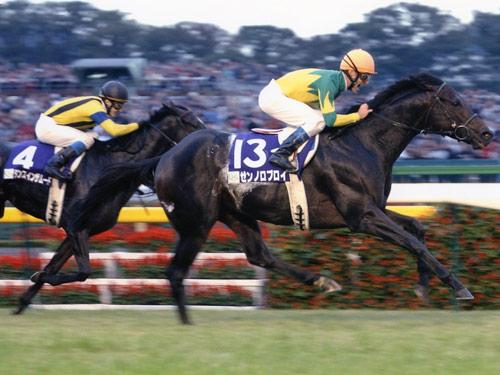 【競馬】ゼンノロブロイが勝った04年の天皇賞秋