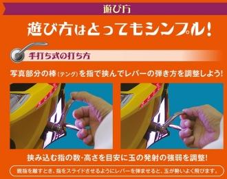 パチンコ CRA-gon昭和物語 遊び方