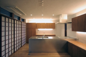 キッチン金属