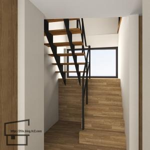 階段ベース改