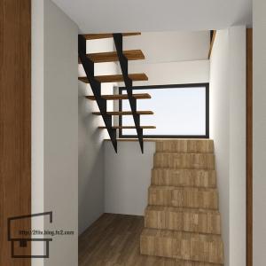 階段ベース