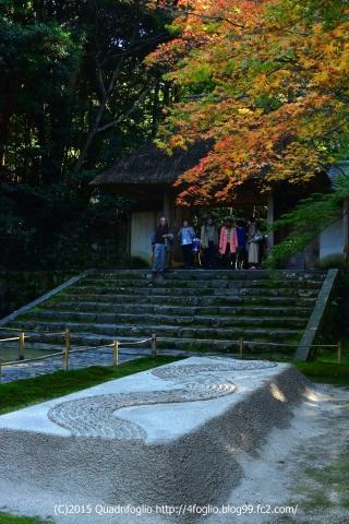 2015秋の京都_法然院