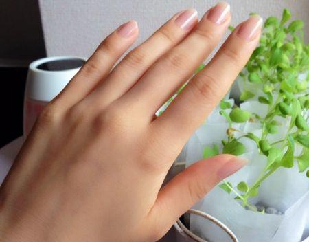 指先 深爪