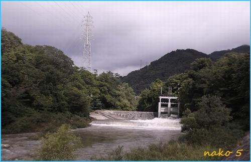 500裾花川ダム
