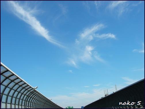 安曇野の空1