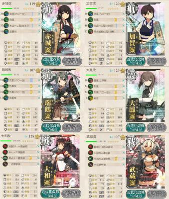 E7第一艦隊