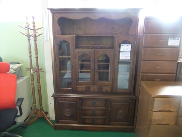 蝦夷民芸家具 リビングボード