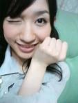 元AKB48 片山陽加 セクシー ウインク 顔アップ カメラ目線 自撮り エロかわいい画像10022
