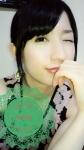 元AKB48 片山陽加 セクシー ウインク 顔アップ カメラ目線 自撮り 誘惑 エロかわいい画像10025