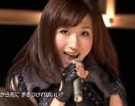 AKB48 片山陽加 セクシー 口開け 舌 マイク 顔アップ カメラ目線 地上波キャプチャー 高画質エロかわいい画像9492