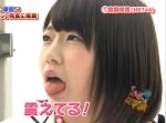 HKT48 宮脇咲良 セクシー 食事顔 顔アップ 舌出し 地上波キャプチャー 高画質エロかわいい画像9549