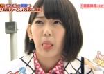 HKT48 宮脇咲良 セクシー 食事顔 顔アップ 舌出し 地上波キャプチャー 少し変顔 高画質エロかわいい画像9550