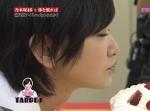 乃木坂46 生駒里奈 セクシー キス顔 顔アップ 目を閉じている 唇 ショートヘア 横顔 地上波キャプチャー 高画質エロかわいい画像9554