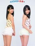 AKB48 小嶋真子 高橋朱里 セクシー お尻突き出し 太もも 誘惑 カメラ目線 高画質エロかわいい画像9570