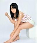 AKB48 高橋朱里 セクシー ビキニ水着 おっぱいの谷間 脇 おへそ 太もも 誘惑 高画質エロかわいい画像9575