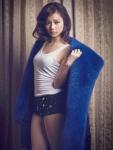 AKB48 島崎遥香 セクシー タンクトップ 胸の膨らみ 太もも 誘惑 色気 高画質エロかわいい画像9585
