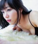 SKE48 須田亜香里 セクシー 水着 おっぱいの谷間 顔アップ 高画質エロかわいい画像9596