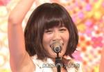 元AKB48 前田敦子 セクシー 脇 顔アップ 地上波キャプチャー 高画質エロかわいい画像9654