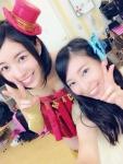 SKE48 松井珠理奈 セクシー 胸チラ おっぱいの谷間 ピース 自撮り 釣り写真 高画質エロかわいい画像9670