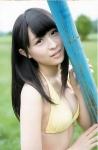 AKB48 川本紗矢 セクシー ビキニ水着 おっぱいの谷間 顔アップ 高画質エロかわいい画像9821