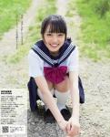 AKB48 向井地美音 セクシー セーラー服 女子高生アイドル しゃがみ 誘惑 高画質エロかわいい画像9872