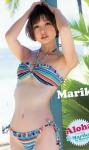 元AKB48 篠田麻里子 セクシー ハイレグビキニ水着 おっぱいの谷間 脇 誘惑 高画質エロかわいい画像9901