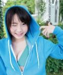 AKB48 木﨑ゆりあ セクシー ビキニ水着 おっぱいの谷間 ウインク カメラ目線 高画質エロかわいい画像9916