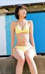 HKT48 宮脇咲良 セクシー ビキニ水着 おっぱいの谷間 おへそ 高画質エロかわいい画像9928