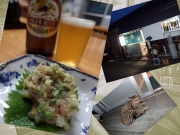 柏島 お好み きみ 夕食(2015/10/10)