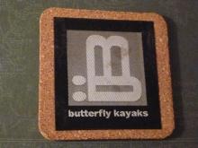 20150909 バタフライ印のコースター