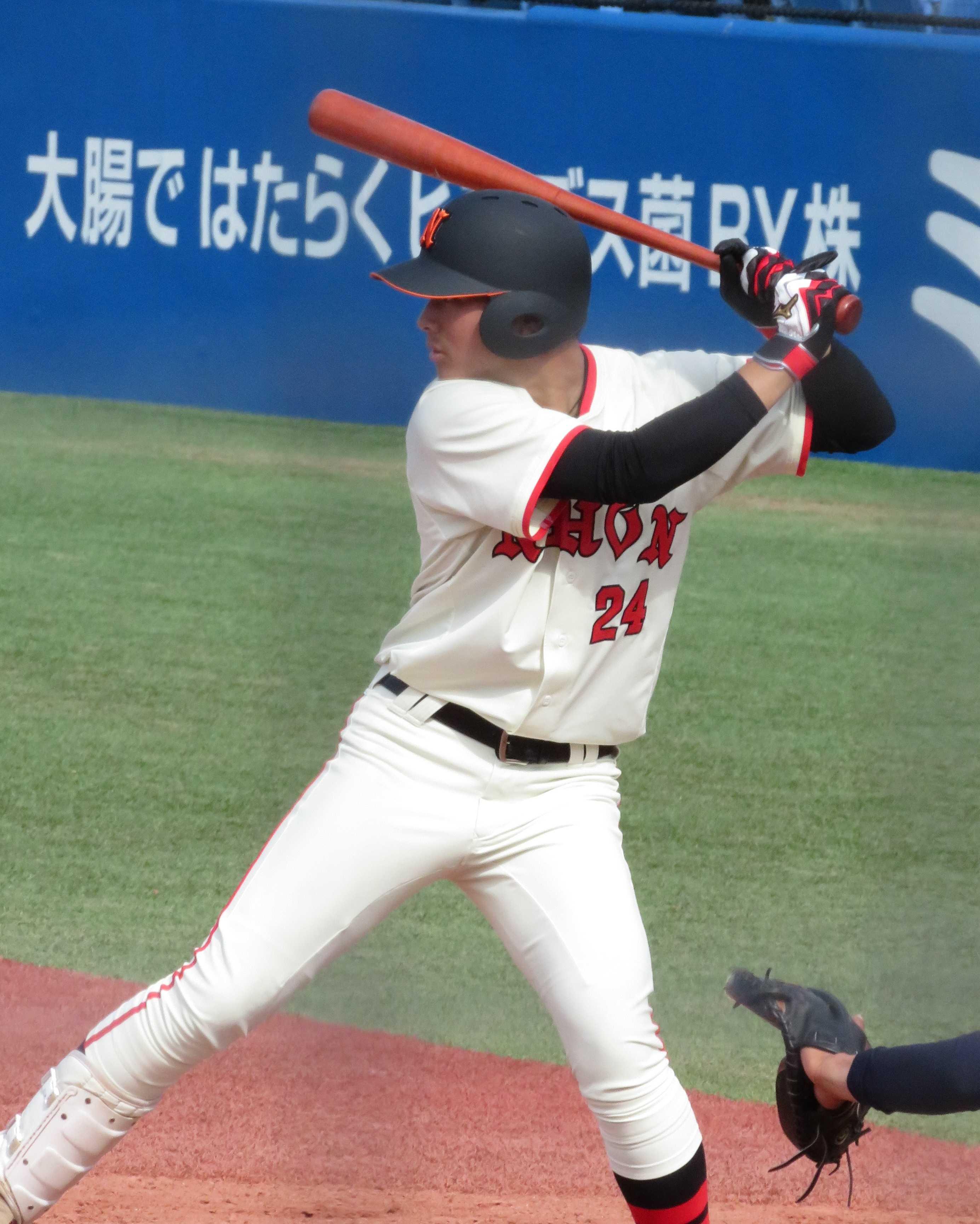 日大 田村孝