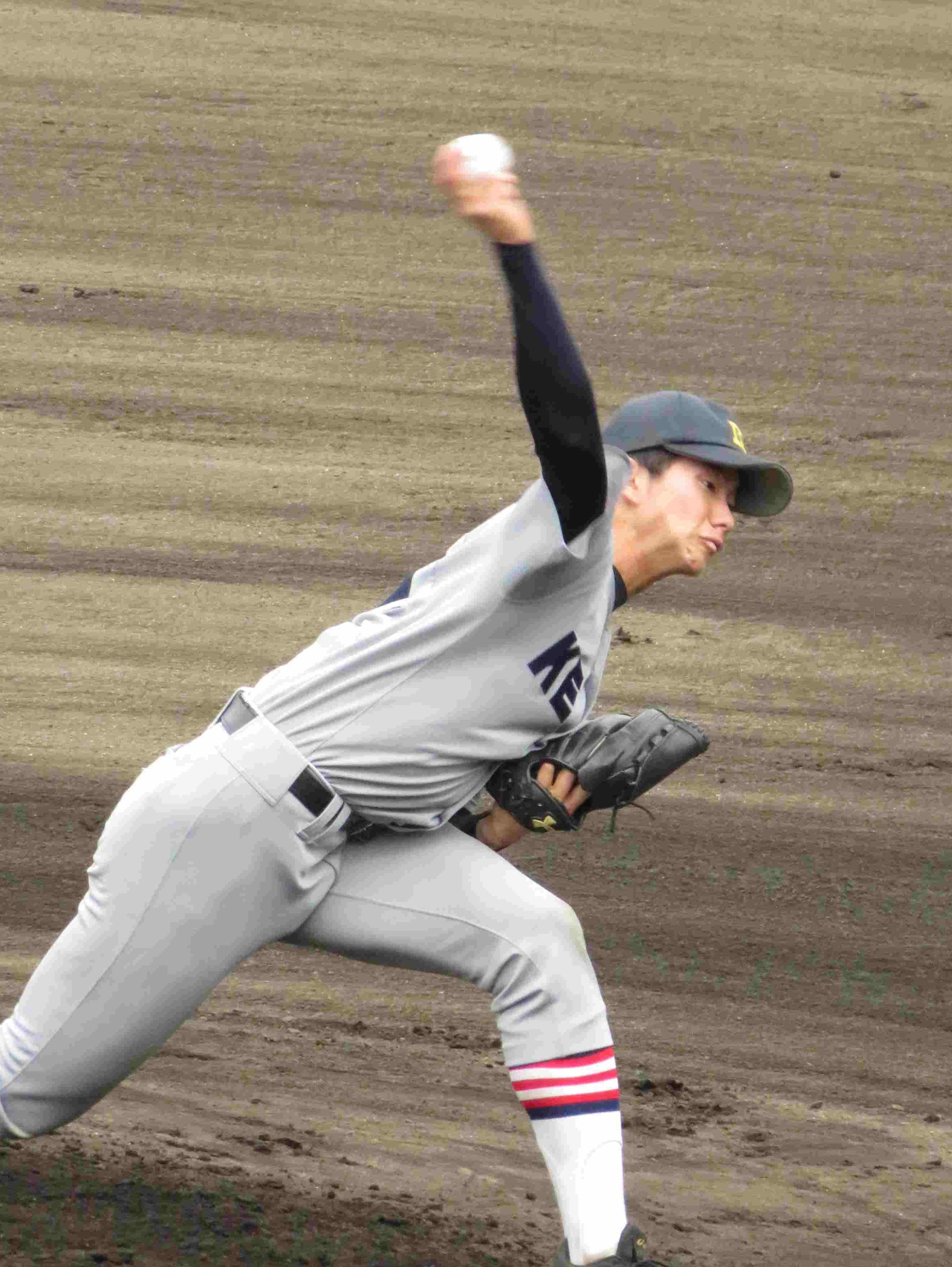 慶応 木澤