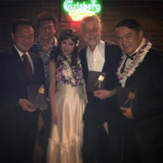 Hawaii Music awards Japan