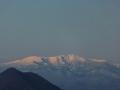 白銀の栗駒山
