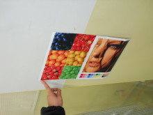 看板情報ブログ 〜ウリブロ〜-壁に貼り